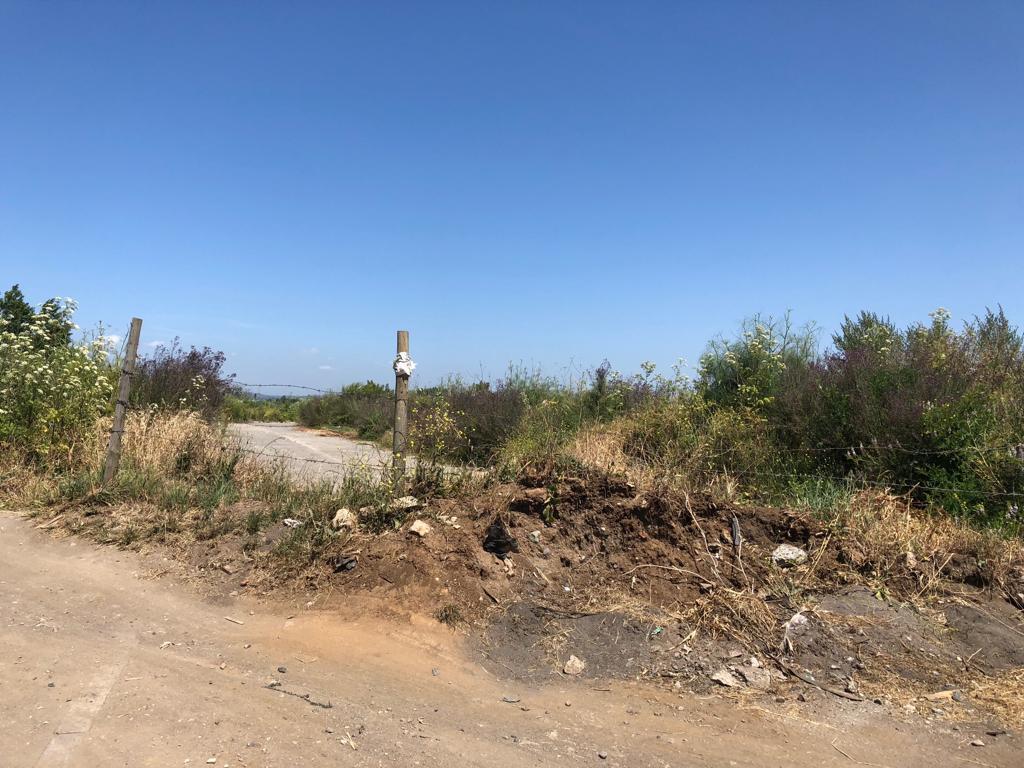 Sitio industrial ubicada en sector los carros comuna de Hualpen