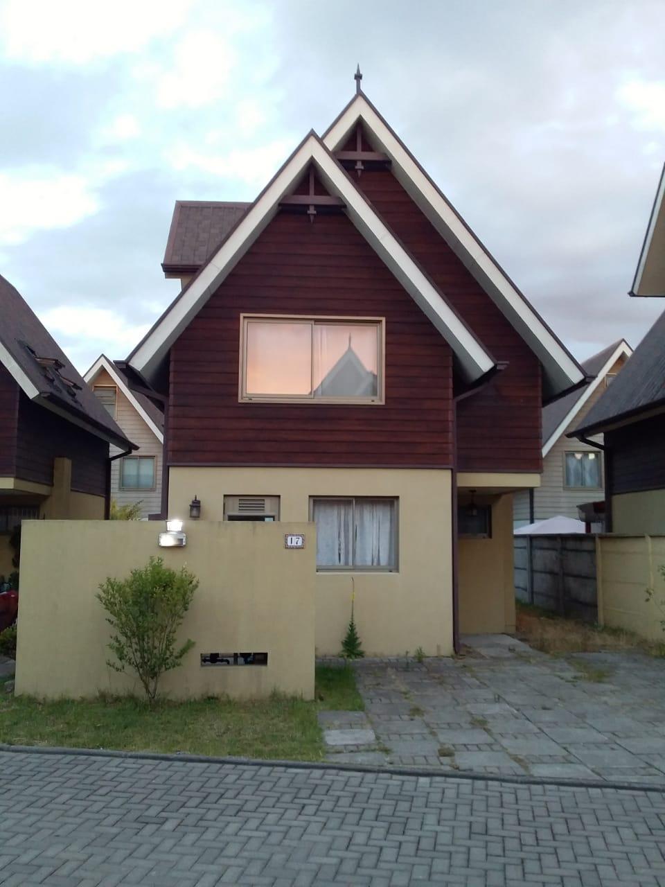 Casa en condominio, en Chiguayante