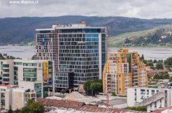 Excelente oficina   planta libre ubicada en edificio Plaza costanera, Concepción