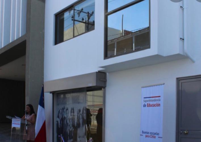 Edificio ubicado en centro de Concepción, calle Orompello llegando a Freire