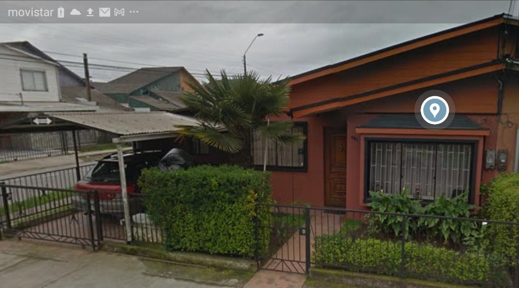 casa en Villa Los Constructores, Talcahuano